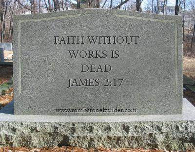 Faith Without Words is Dead